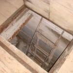 Электропроводка в подвалах и погребах
