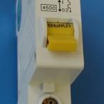 автоматический выключатель, 1P